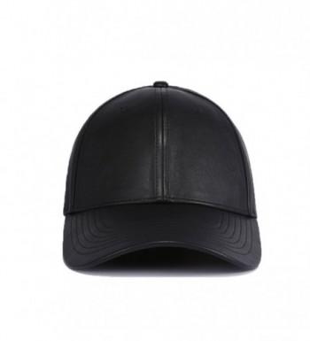 FayTop Adjustable Baseball Snapback V61B039 black