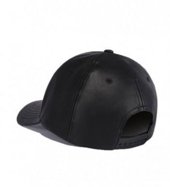 FayTop Adjustable Baseball Snapback V61B039 black in Men's Balaclavas