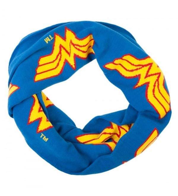 Wonder Woman Infinity Knit Scarf - C712NZ5A956