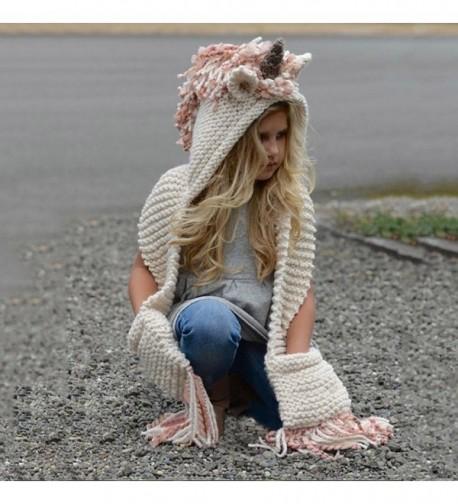 Highpot Unicorn Winter Crochet Knitting