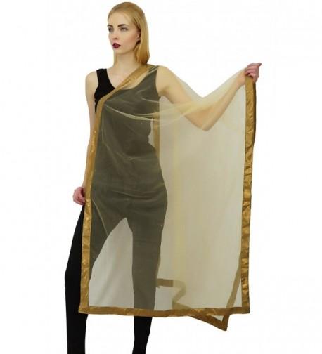 Chunni Indian Dupatta Fashion Scarves