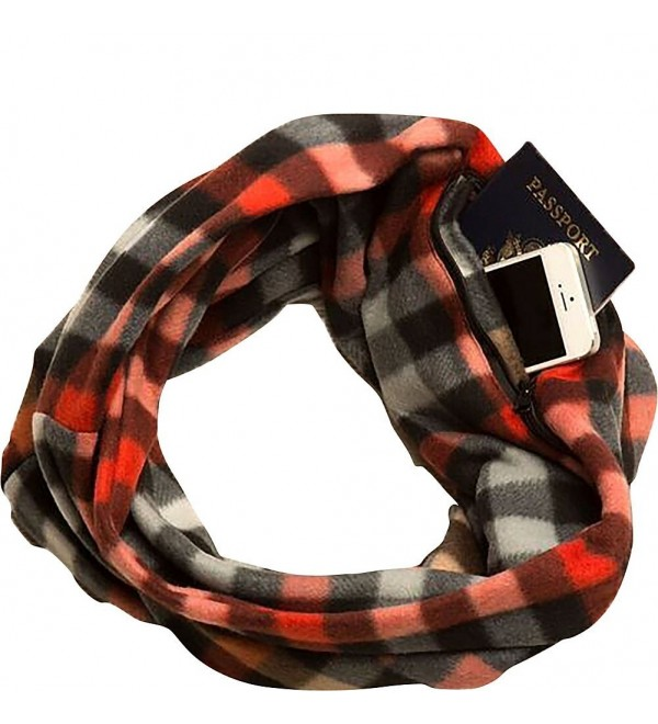 """SHOLDIT Pocketed Scarf - """" Multicoloured """" - CZ12CWYIMY9"""