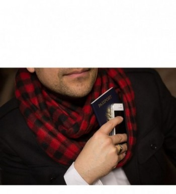 SHOLDIT Basic Fleece Pocket Scarf