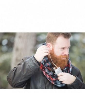 SHOLDIT Basic Fleece Pocket Scarf in Fashion Scarves