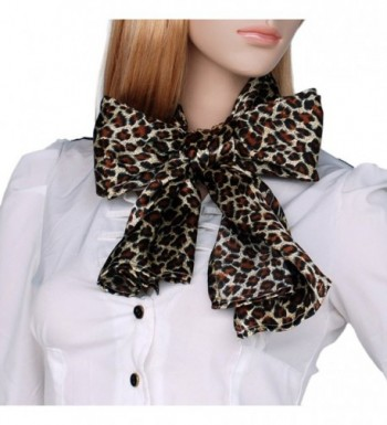 Brando Fashion Leopard Natural Scarf in Cold Weather Scarves & Wraps