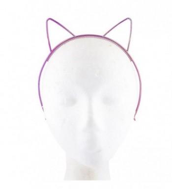 Lux Accessories Rainbow Slick Headband