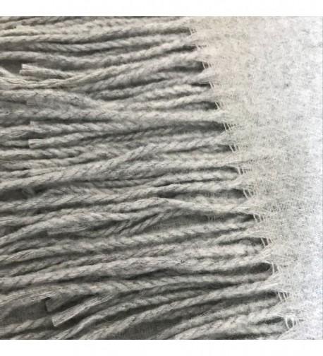ANQILA Stylish Winter Tassels Blanket in Wraps & Pashminas
