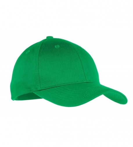 Port & Company Boys' Youth Six-Panel Twill Cap- OSFA- Kelly Green - C9111WNOI81