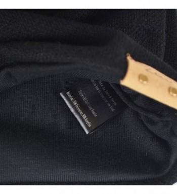 Wimdream Slouch Oversized B306 3D B010b Black in Men's Skullies & Beanies