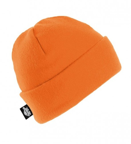 Original Turtle Fur Fleece - The Hat- Heavyweight Fleece Watch Cap Beanie - Blaze - CW119RA0LUJ