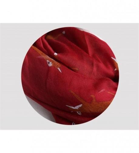 Lightweight Shawls Printed Chiffon Scarves