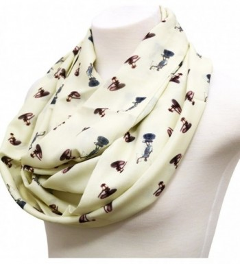 Infinity attorney Birthday anniversary paralegal in Fashion Scarves