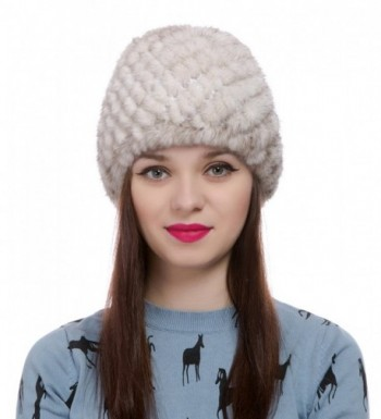 Womens Girls Knitted Winter Beanie