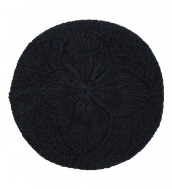 Winter Pointelle Classic Slouchy Beanie in Women's Skullies & Beanies