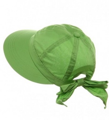 Lime Green Wide Brim Gardening