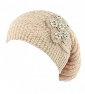 Elaco Ladies Knitting Cancer Beanie