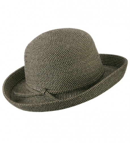 Cotton Paper Braid Kettle Brim