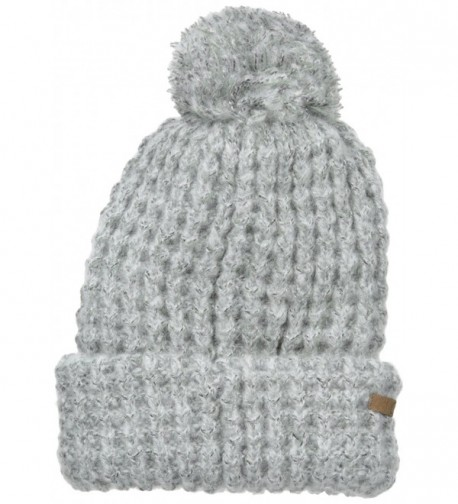 Coal Men's The Kate Beanie - Heather Grey - C611J2B72ND