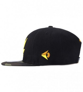 ChezAbbey Adjustable Stylish Snapback Baseball