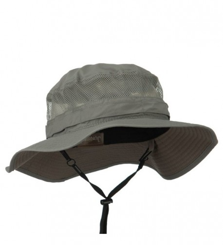 UV 50+ Side Mesh Talson Bucket Hat - Gull - CX11ND5LEV5