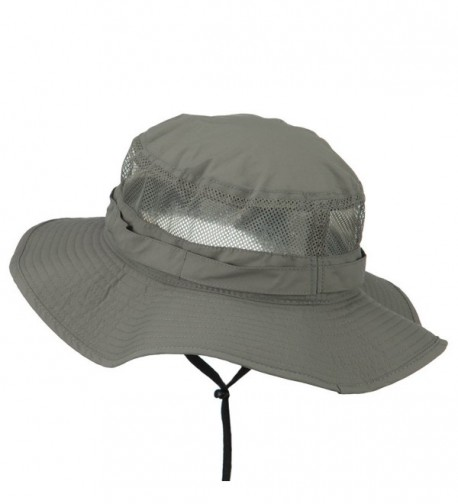 Side Mesh Talson Bucket Hat in Men's Sun Hats