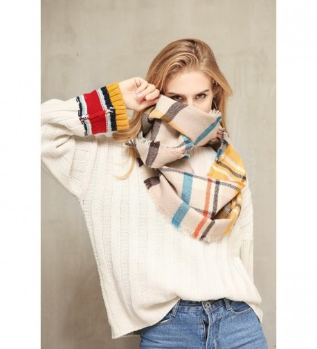 Metrust Womens Blanket Winter Oversized in Fashion Scarves