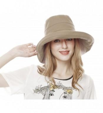 Lovful Womens Cotton Summer Bucket