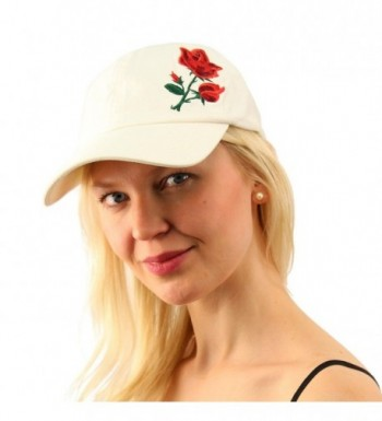 Cotton Embroidery Profile Baseball Hat