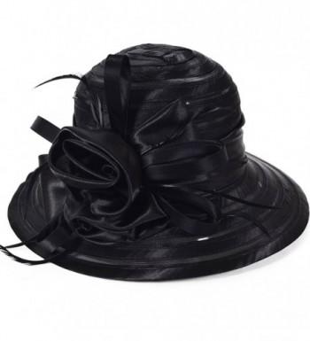 Kentucky Church Floral Floppy Cloche in Women's Sun Hats
