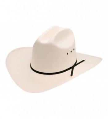 Low Crown Cattleman Straw Hat *ELASTIC - C312LRU13EP