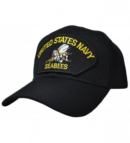 United States Navy Seabees Ball Cap - CM12I57C0OP