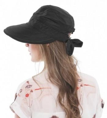 Bellady Womens Visor Protection Summer in Women's Sun Hats
