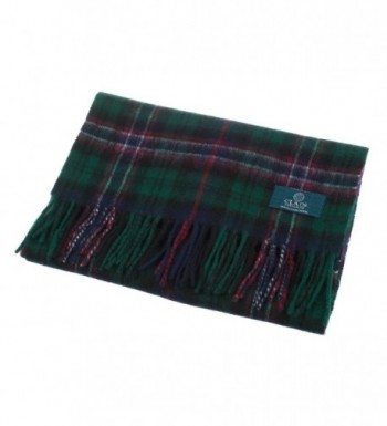 Clans Scotland Scottish Tartan National in Cold Weather Scarves & Wraps