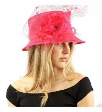 Elegant Victorian Overlay Millinery Hat