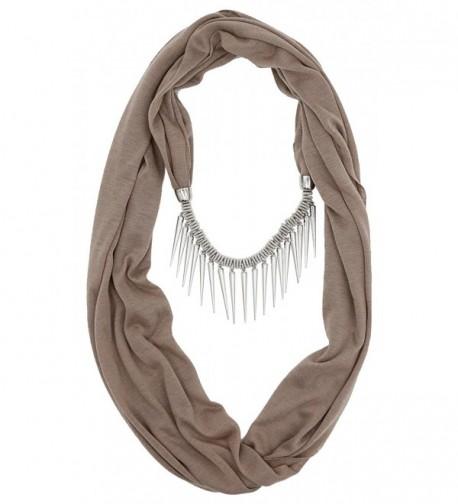 Bellady Necklace Tassel Neckerchief Pendant