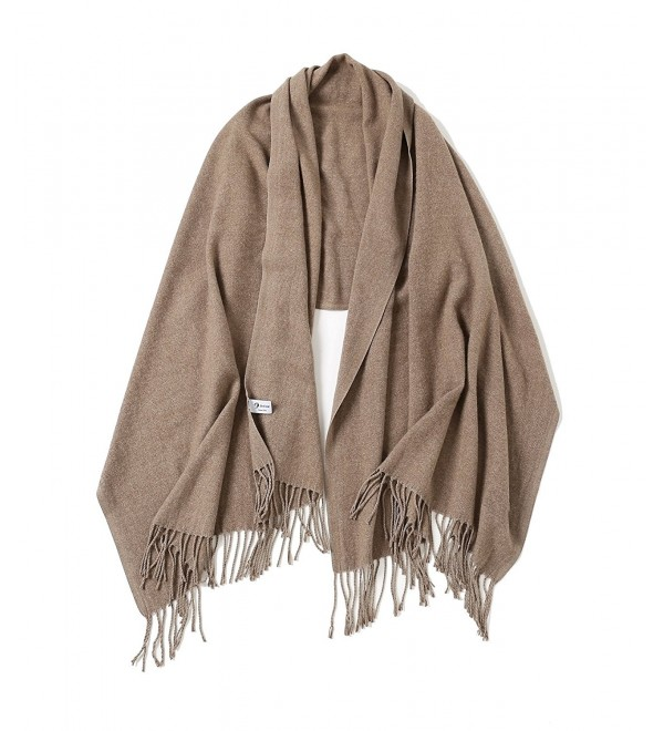 WS Natural Blanket Cashmere Cappuccino - Cappuccino - CC187NGGN23