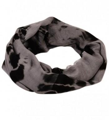 Women Adorable Winter Warm Shawl Luxury Knit Cowl Neck Faux Cashmere Scarf - E - CN1894R2ITS