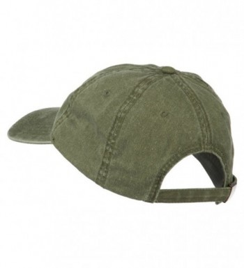 USMC Letter Embroidered Washed Cap in Men's Baseball Caps