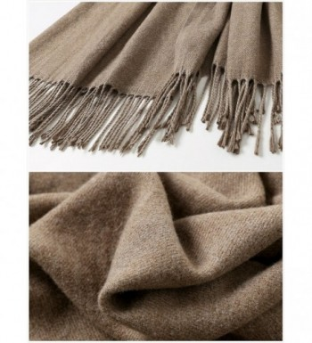 WS Natural Blanket Cashmere Cappuccino in Wraps & Pashminas