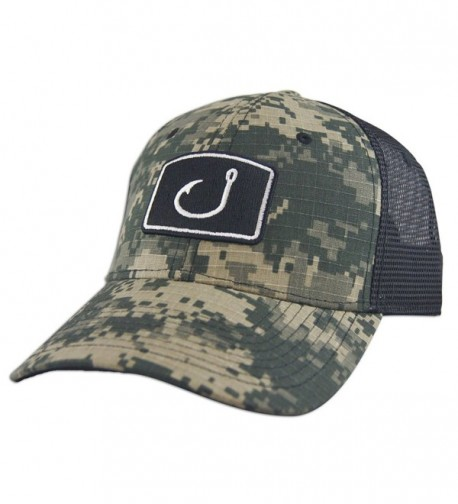 Avid Men's Iconic Fishing Trucker - Digi Camo - CX1211VBREL