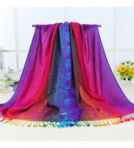 Sunward Double National Pashmina Elephant