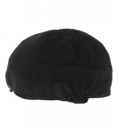 WITHMOONS Velvet Suede newsboy SL3457 in Men's Newsboy Caps