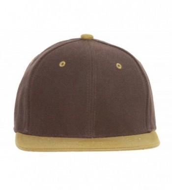 CTH Vintage Snapback Brown Olive