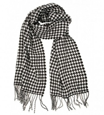 Love Lakeside Womens Cashmere Winter Houndstooth