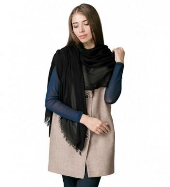 Ladies Cotton Crinkle Fashion Scarves