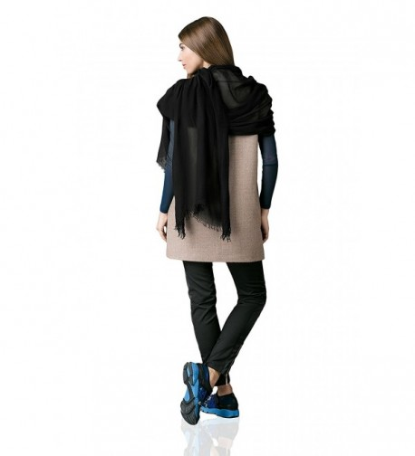 Ladies Cotton Crinkle Fashion Scarves in Fashion Scarves