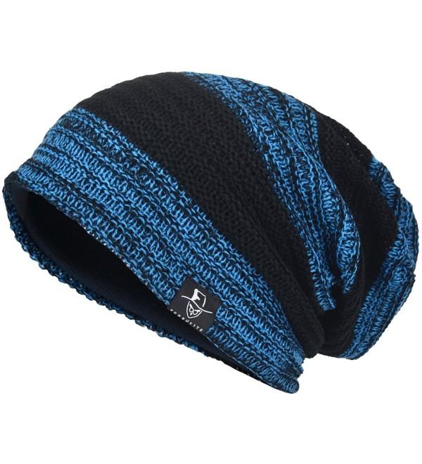 e6e53aa04e3 Men s Cool Cotton Beanie Slouch Skull Cap Long Baggy Hip-Hop Winter Summer  Hat B305