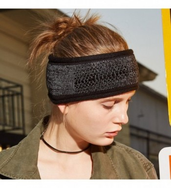 Winter Womens Knit Headband Jewels in Women's Cold Weather Headbands