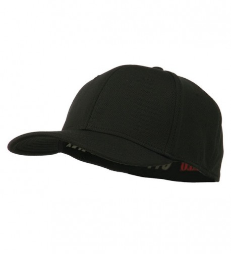 Stretchable Prostyle Mesh Sports Cap - Black - CL11UU7B2KH