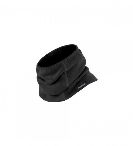 Condor 221106 Thermo Neck Gaiter - Black - C7128C3ANGN